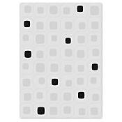 Pared Moderna Dinamarca Negra 25x35 cm Caja 2 m2