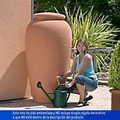 Depósito de Agua Lluvia Ánfora Terracota 300 Litros