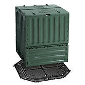 Compostadora eco-king verde 600 litros