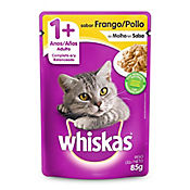 Whiskas Pouche Adulto Pollo 85 gr