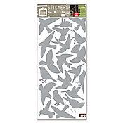 Sticker eco pajaros vidrio