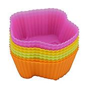 Molde 8cm para cupcake silicona