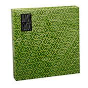 Servilletas Partidue Verde 25x25cm
