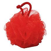 Esponja roja x 1 exfoliar 9 x 9 cm