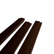 Marco pino 10x240x100x3cm valerie chocolate