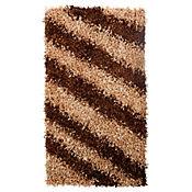 Tapete Shaggy Lineas 150x220 cm Multicolor