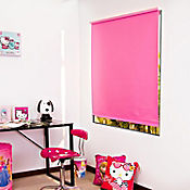 Blackout Enrollable 120x165 cm Fucsia