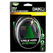 Cable Hdmi Alta Definicion 2 Metros