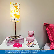 Lámpara Mesa Infantil Barco 1 Luz E27