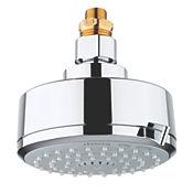 Cabeza de ducha - Tres funciones con brazo incluído