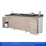 Mueble inferior cocina 2.20 metros Spazzi