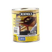 Tinta roble rojizo selladora 215 1/4 galón