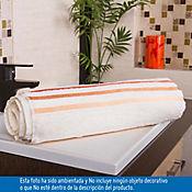 Toalla para Cuerpo Lumina 86x150 cm Roja