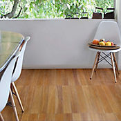 Piso Madera Ciruelo terracota 55.2x55.2 cm Caja 1.52 m2