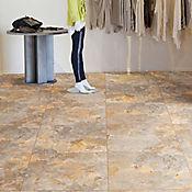 Piso Natural piedra Óxido 55.2x55.2 cm Caja 1.52 m2