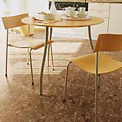 Piso Solna Café 33.8x33.8 cm Caja 1.6 m2