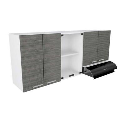 Mueble de cocina superior metros sicilia 6 puertas for Muebles de cocina homecenter
