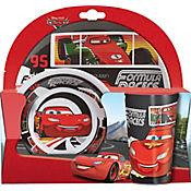 Vajilla de 3 Piezas de Cars 2 Racers