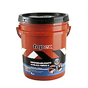 Topex Acrilico 8 1/4 0.25kg Blanco