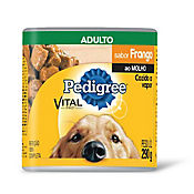 Pedigree Lata Adul Pollo 290Gr