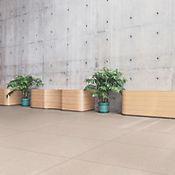 Porcelanato urban buren ch28.3x56.6cm Caja 1.28 m2