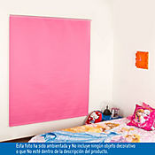 Blackout Enrollable 150x180 cm Fucsia