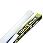Lampara Regleta Led Sobreponer 4x60 6w Blanca