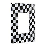 Placa Checkers Cuadrada Arteor Exotic