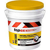 Vinilo extracubriente blanco 5 gl