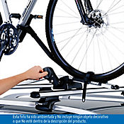 Portabicicleta Techo hasta 100mm diam 1 bicicleta