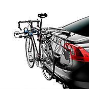 Portabiciletas Trasero Carga 2 bicicletas