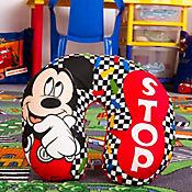 Cojin Para Cuello Mickey 30X27Cm