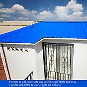 Teja Azul 12x0.82m Trapezoidal A360