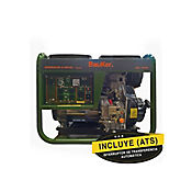 Generador Diesel 5.5kw 110/220V DG5500E