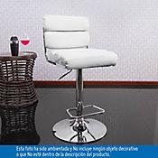 Silla Bar Ibiza Blanco