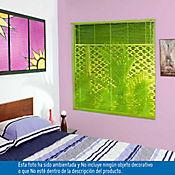 Persiana PVC 160x140 cm Vibra Verde