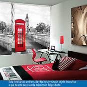 Blackout Enrollable London Cabina