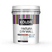 Pintura Drywall Blanco 5 Galones