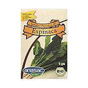 Semilla Orgánica Espinaca 1 gr