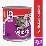 Whiskas Lata Carne X 290Gr