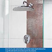 Grifería ducha monocontrol sin salida bañera Zeya