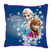 Cojín Frozen Sisters Forever 45x45 cm