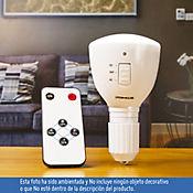 Bombillo de Emergencia LED 4 w Luz Cálida
