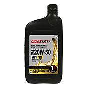 Aceite Motor 20W50 Cuarto
