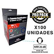 Tapón Oido 26DB Reflex Propack 100 und
