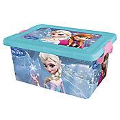 Caja plástica Frozen con tapa 7 lt