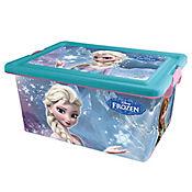 Caja plástica Frozen con tapa 13 lt