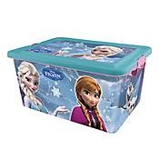 Caja plástica Frozen con tapa 23 lt