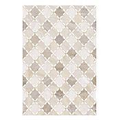 Base decorada Olivar Geometrico Multicolor 30x45 cm