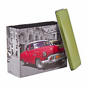 Caja Cuadrada Pequeña Lata Havanna